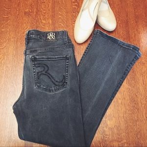🔥Rock and Republic Black Jeans